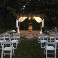 outdoor wedding venue south haven michigan
